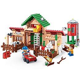 BanBao Life on the Farm Building Set