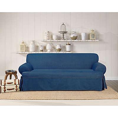 Sofa Slipcover T Cushion Bed Bath Beyond
