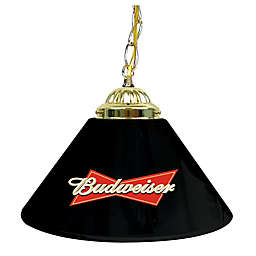 Budweiser® Pendant Bar Light in Black