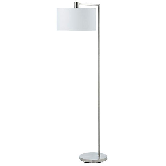 Alternate image 1 for Verona Home Marla Floor Lamp in Silver