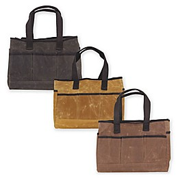 CB Station Waxed Canvas Utility Tote