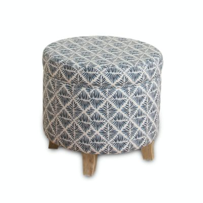 Storage Benches Ottomans Cubes Pouf Bed Bath Beyond