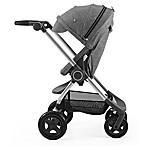 Stokke® Scoot™ 2017 Complete Stroller in Black Melange