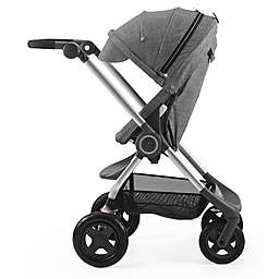 Stokke® Scoot™ 2017 Complete Stroller in Black Melange