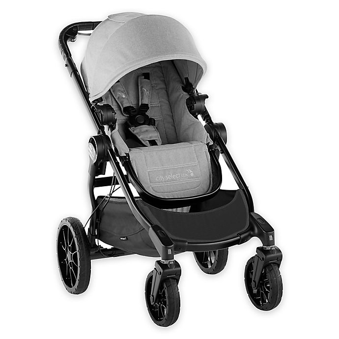Alternate image 1 for Baby Jogger® City Select® LUX Convertible Stroller in Slate