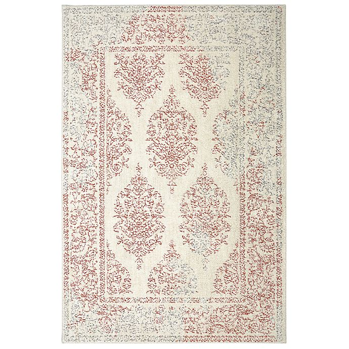 Alternate image 1 for Mohawk Home Berkshire 10-Foot x 14-Foot Area Rug in Coral