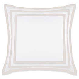 Wamsutta® Hotel Border MICRO COTTON® European Pillow Sham