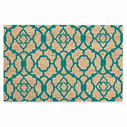 Nourison Waverly Greetings Lovely Lattice Door Mat