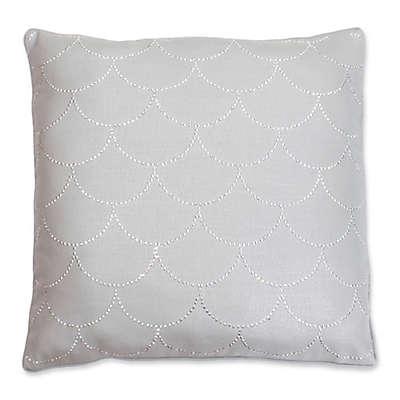 Thro by Mario Lorenz Asa Diamond Scale Throw Pillow