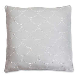 Thro by Mario Lorenz Asa Diamond Scale Throw Pillow