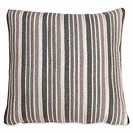Thro by Mario Lorenz Susana Stripe Throw Pillow