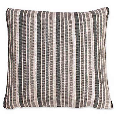 Thro by Mario Lorenz Susana Stripe Throw Pillow