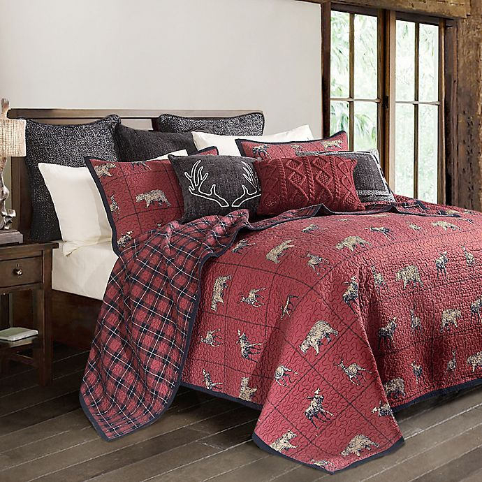Alternate image 1 for HiEnd Accents Woodland Bedding Collection