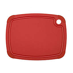 Epicurean® 14.5-Inch x 11.25-Inch Recycled  Non-Slip Cutting Board in Red