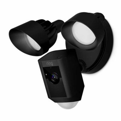 Ring Floodlight Camera in Black