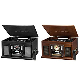 Victrola™ 3-speed  8-in-1 Bluetooth Record Player
