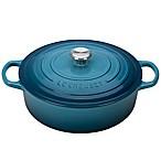 Le Creuset® Signature 6.75 qt. Round Dutch Oven in Marine