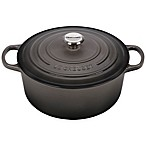 Le Creuset® Signature 7.25 qt. Round Dutch Oven in Oyster