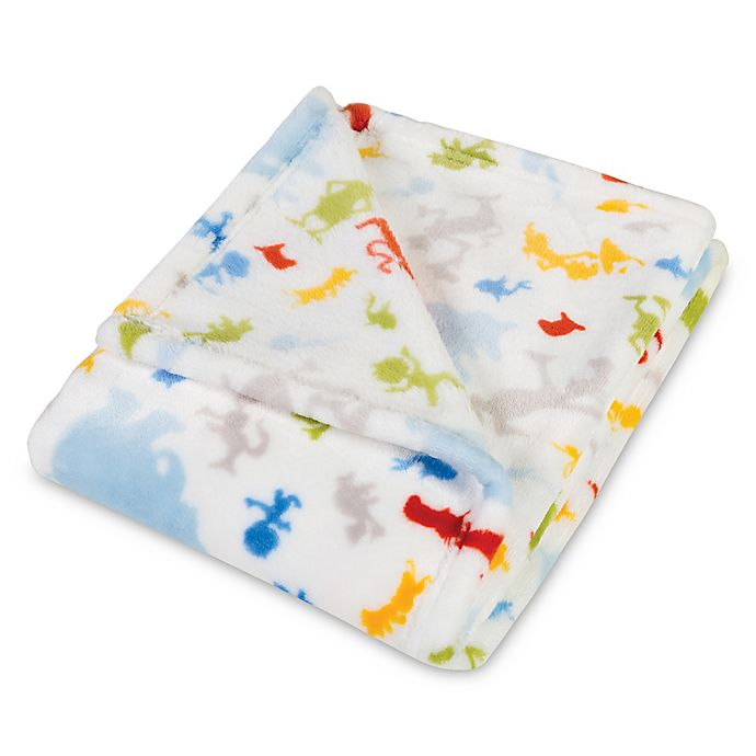 Trend Lab Dr Seuss Alphabet Seuss Receiving Blanket