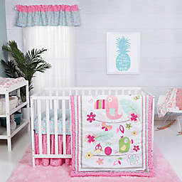 Trend Lab® Tropical Tweets Crib Bedding Collection