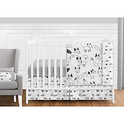 Sweet Jojo Designs Fox Crib Bedding Collection