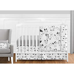 Sweet Jojo Designs® Fox Crib Bedding Collection