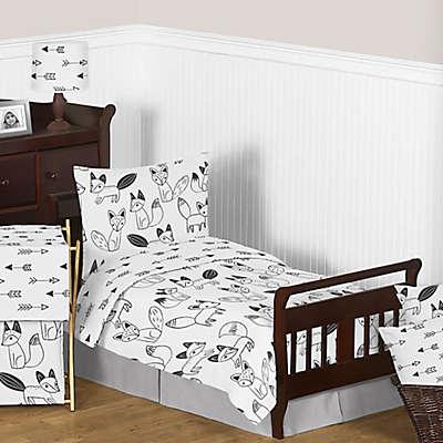 Sweet Jojo Designs Fox Toddler Bedding Collection