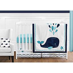 Whale Crib Set Buybuy Baby