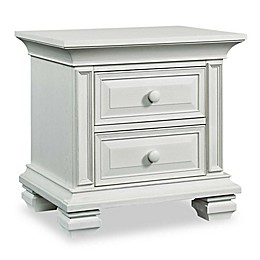 Soho Baby New Haven Nightstand in Oyster White