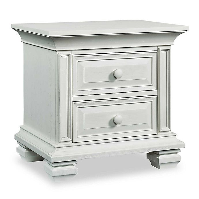 Alternate image 1 for Soho Baby New Haven Nightstand in Oyster White