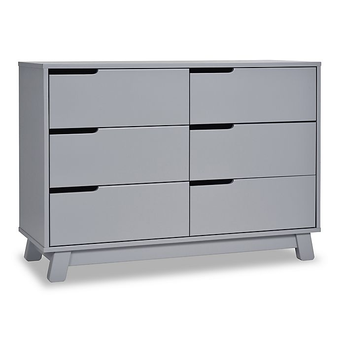 Babyletto Hudson 6 Drawer Double Dresser Buybuy Baby