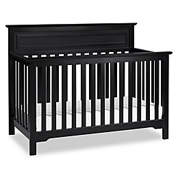 DaVinci Autumn 4-in-1 Convertible Crib in Black