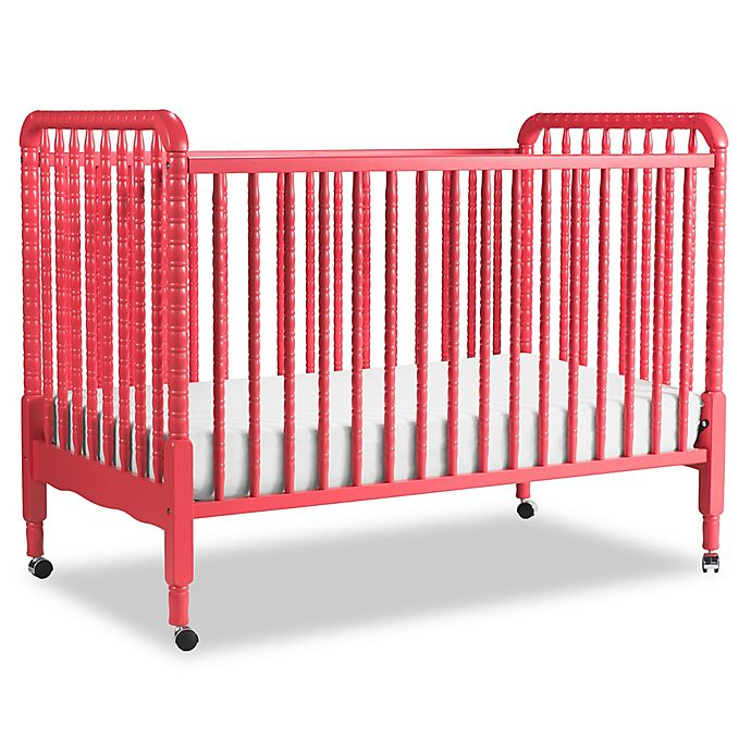 DaVinci Jenny Lind 3-in-1 Convertible Crib with Toddler ...
