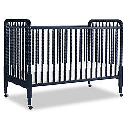 DaVinci Jenny Lind 3-in-1 Convertible Crib in Navy