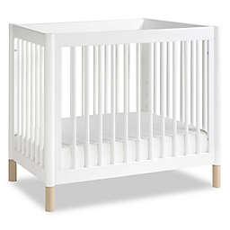 Babyletto Gelato 2-in-1 Mini Crib/Twin Bed in White