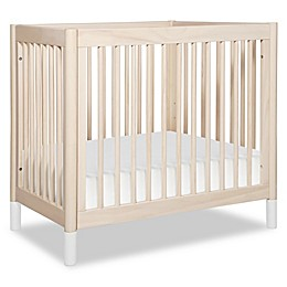 Babyletto Gelato 2-in-1 Mini Crib/Twin Bed in Natural