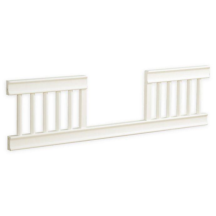 Alternate image 1 for Bertini® Corrine Toddler Guard Rail in French White