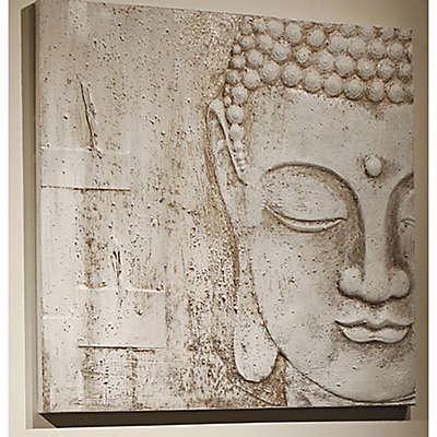 Arthouse Peaceful Buddha 3D Canvas Wall Art