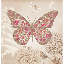 Arthouse Enchanted Butterfly Foil Canvas