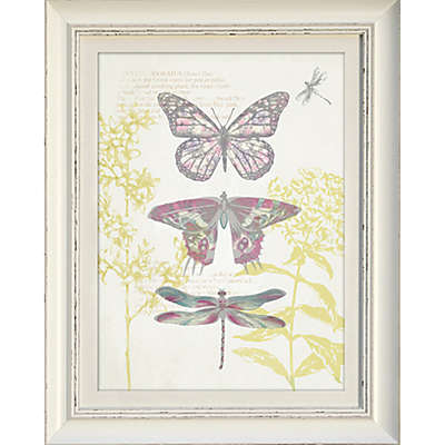 Arthouse Enchanted Dragonfly Framed Print