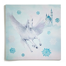 Imagine Fun Fairytale Glitter Wall Canvas