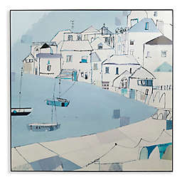 Arthouse Harbour Side Lacquer Box Print