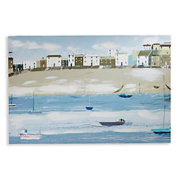 Arthouse Fisherman's Tail Canvas Wall Art