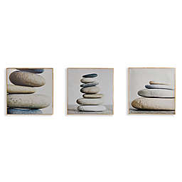 Arthouse Timeless Canvas Wall Art (Set of 3)