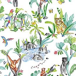 Imagine Fun Jungle Mania Wallpaper