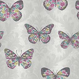 Imagine Midsummer Wallpaper in Dove