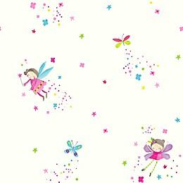 Imagine Fun Fairy Dust Wallpaper in White