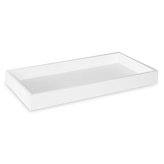 Alternate image 1 for DaVinci Universal Changing Tray in White