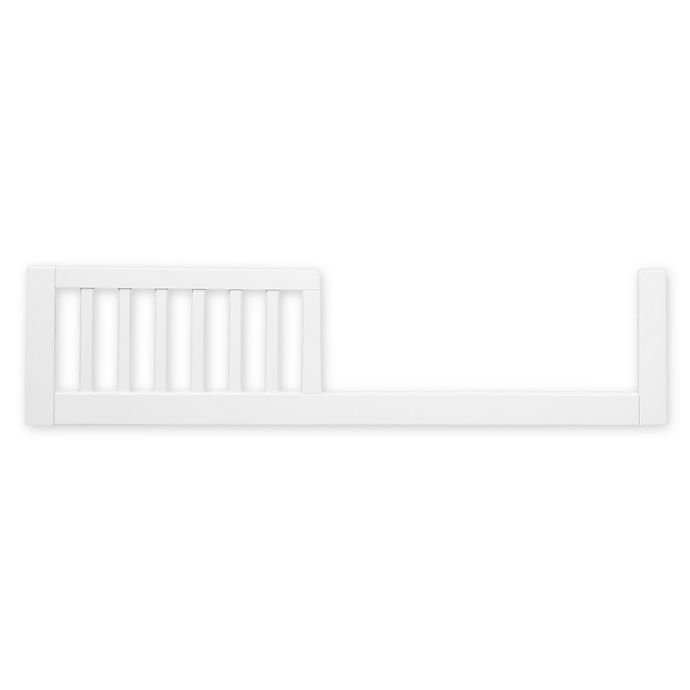 Alternate image 1 for DaVinci Colby Toddler Bed Conversion Kit in White