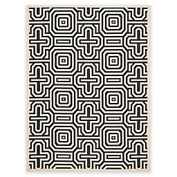 Safavieh Courtyard Daisy Indoor/Outdoor Rug